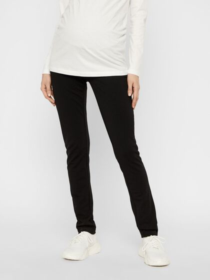 JERSEY MATERNITY TROUSERS