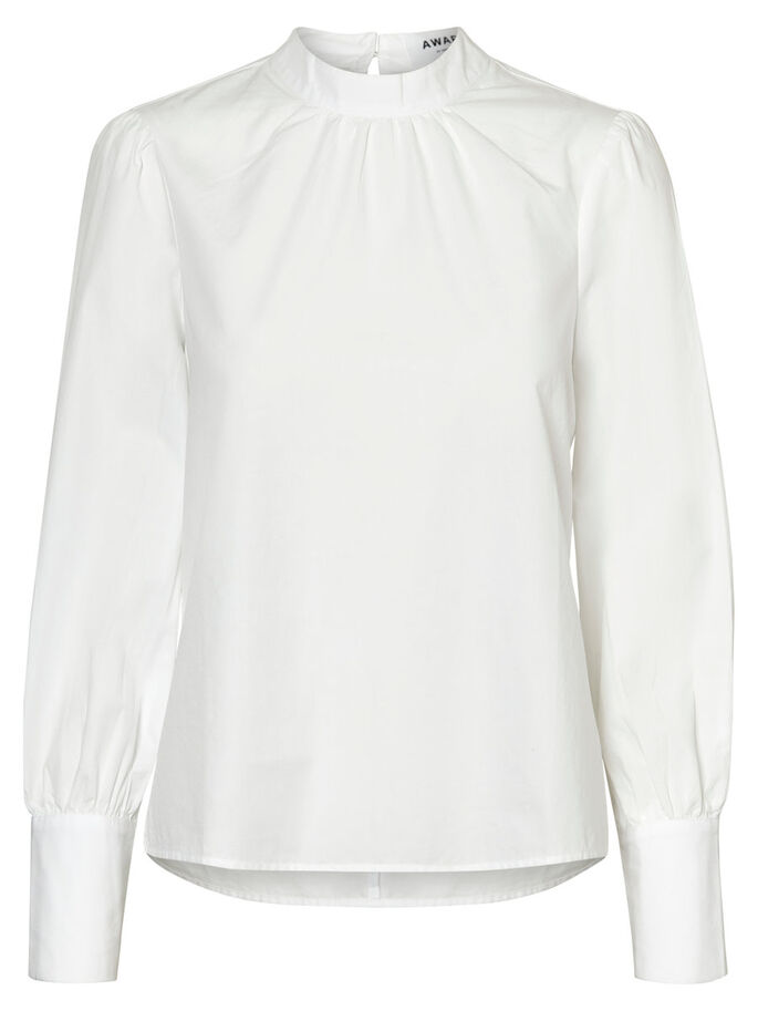 AWARE LONG SLEEVED SHIRT, Snow White, large