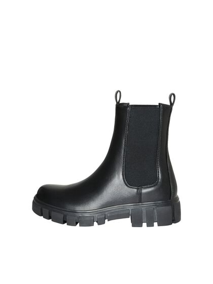 IMITATION ANKLE BOOTS