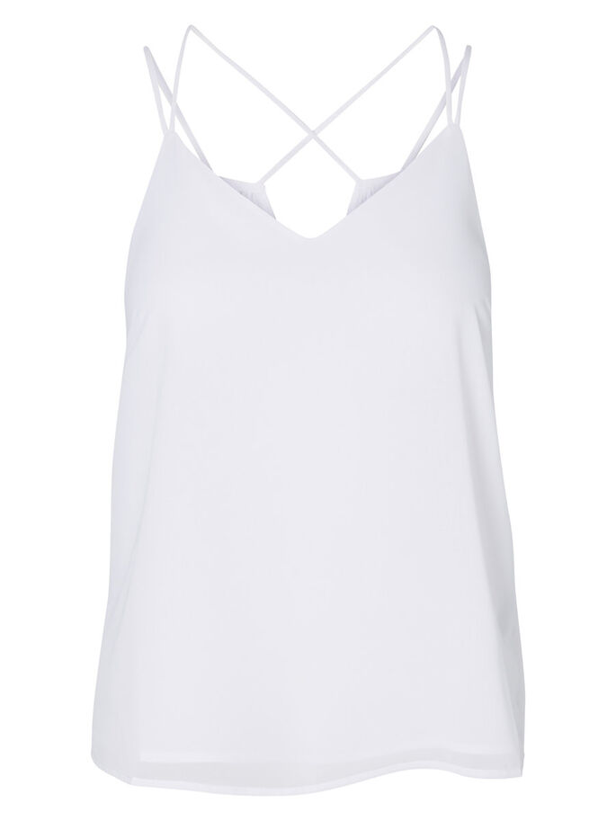 FEMININES TOP, Bright White, large