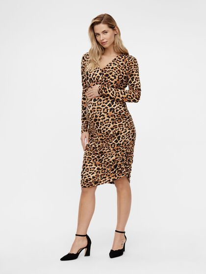 MLAIMY LEO 2-IN-1 MATERNITY DRESS