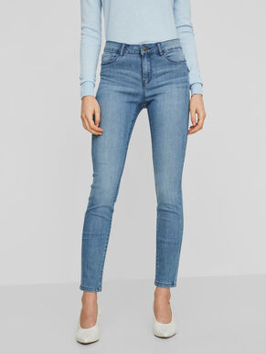 SEVEN NW SKINNY FIT JEANS