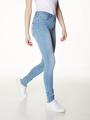 SOFT STRETCHY SKINNY FIT JEANS