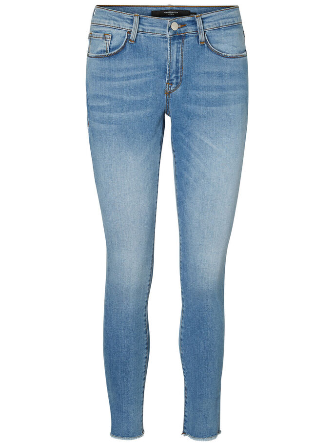 MM/VM SKINNY FIT JEANS, Light Blue Denim, large