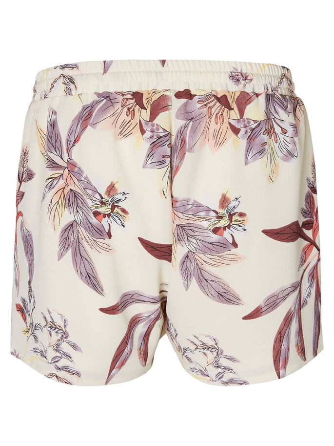 FLOWER SHORTS, Snow White, large