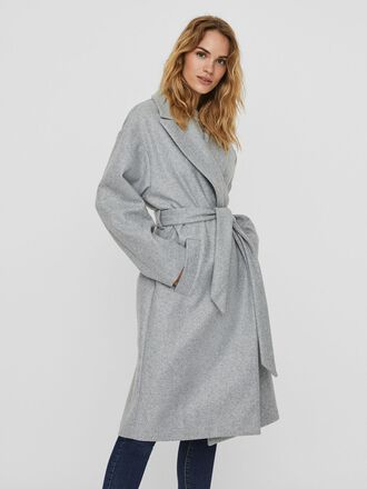 LONG WRAP JACKET