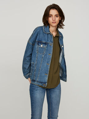DENIM VESTE