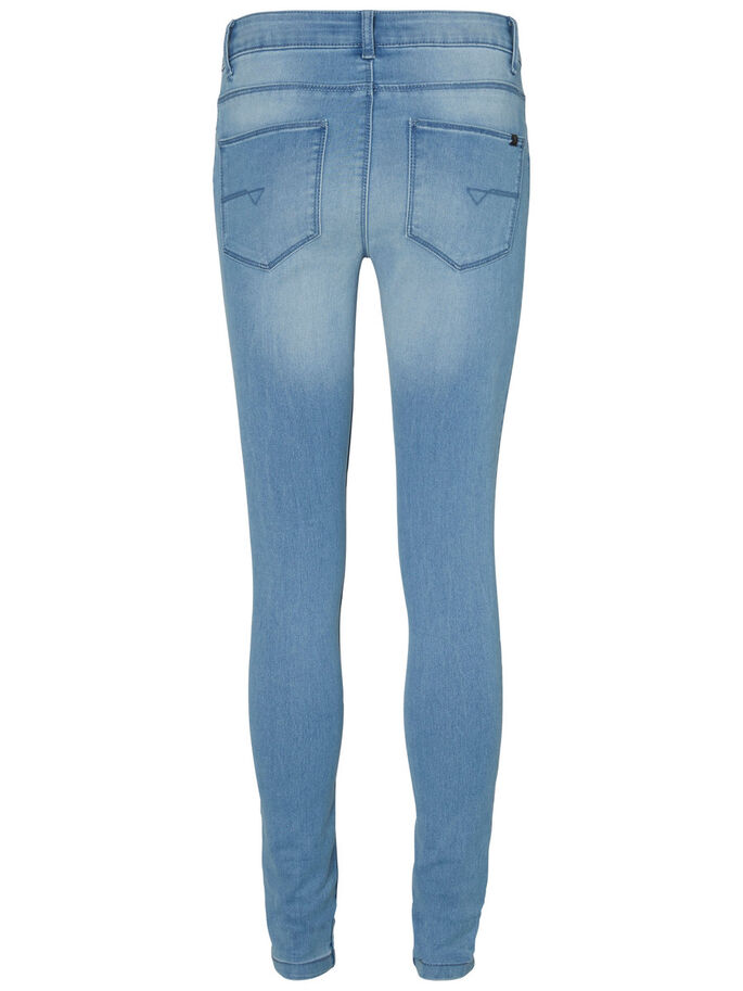 EXTREME LUCY NW SKINNY FIT -FARKUT, Light Blue Denim, large