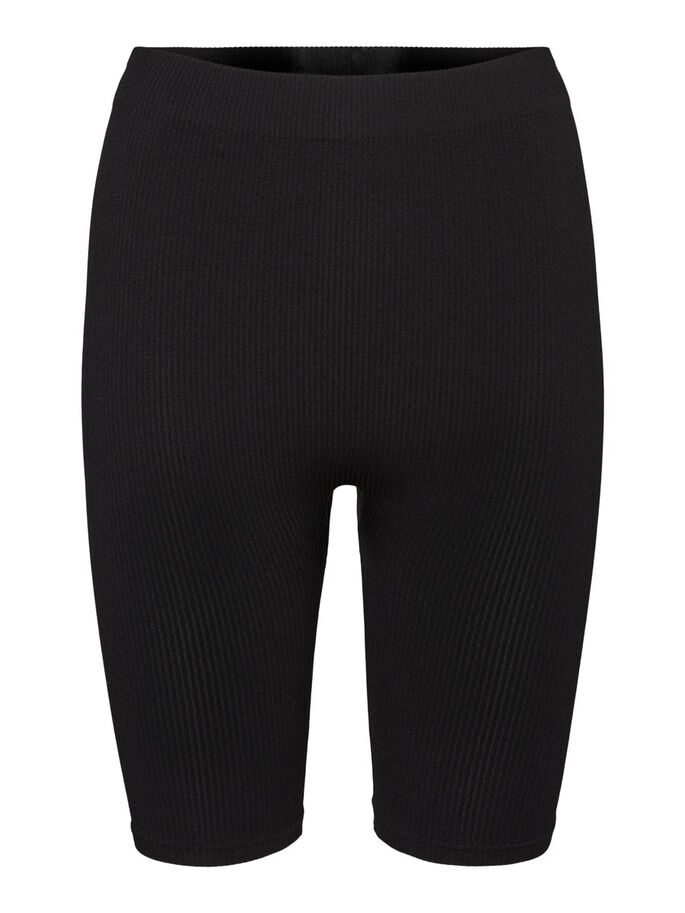 RELAXED FIT SHORTS, Black, large