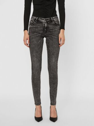 VMLYDIA TAILLE BASSE JEAN SKINNY