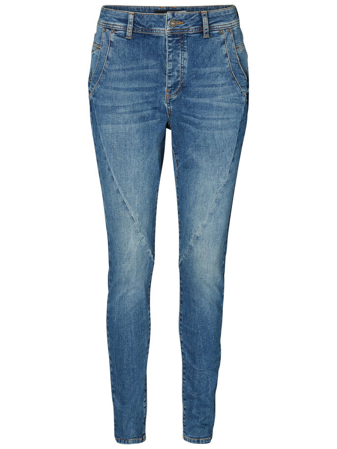 TRUDY LW LOOSE FIT JEANS, Light Blue Denim, large