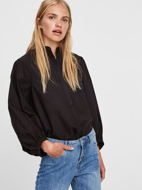 BELL SLEEVED SHIRT