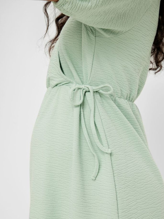 MLASIA 2-IN-1 MATERNITY DRESS, Cameo Green, large