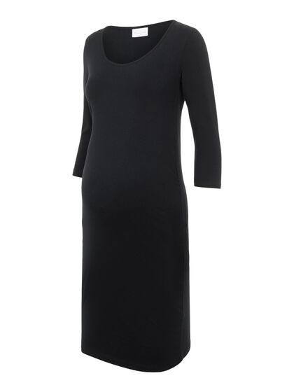 MLLEA MANCHES 3/4 ROBE GROSSESSE