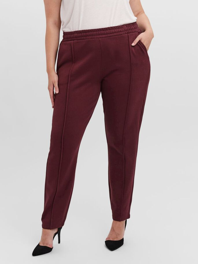 HIGH WAISTED TROUSERS, Port Royale, large