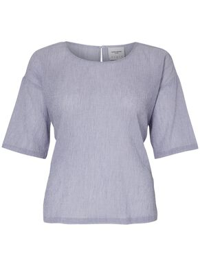 DETAILED 2/4 SLEEVED BLOUSE