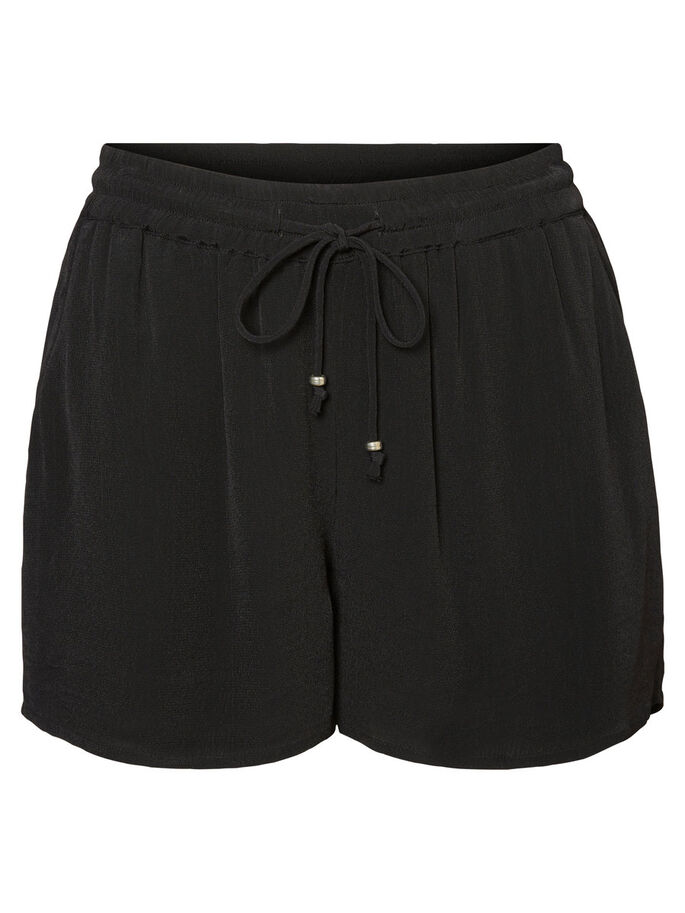 CASUAL NW SHORTS, Black, large