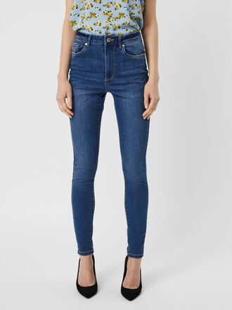VMSOPHIA HIGH WAISTED SKINNY FIT JEANS