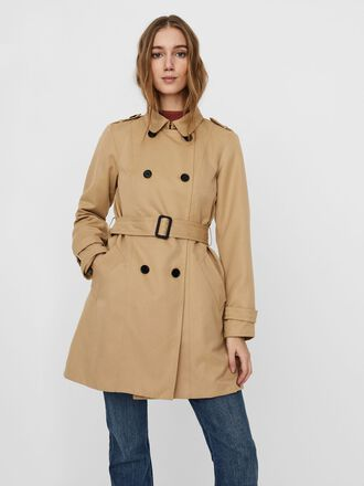 BELT TRENCHCOAT