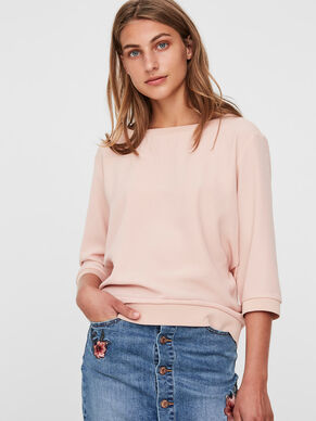 AWARE 3/4 SLEEVED BLOUSE