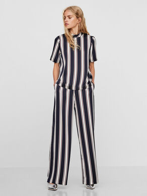 LOOSE FIT TROUSERS