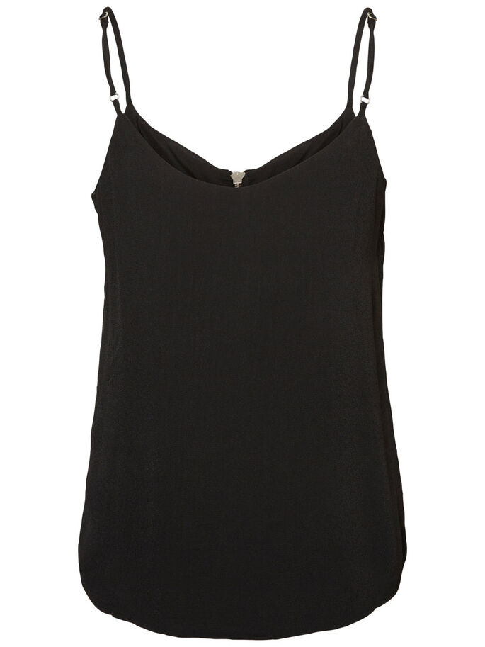 FEMININ SINGLET, Black, large