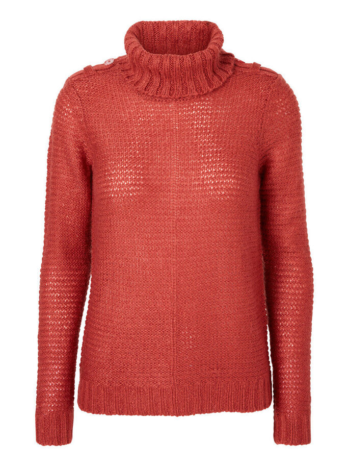 RULLEKRAVE PULLOVER, Rosewood, large