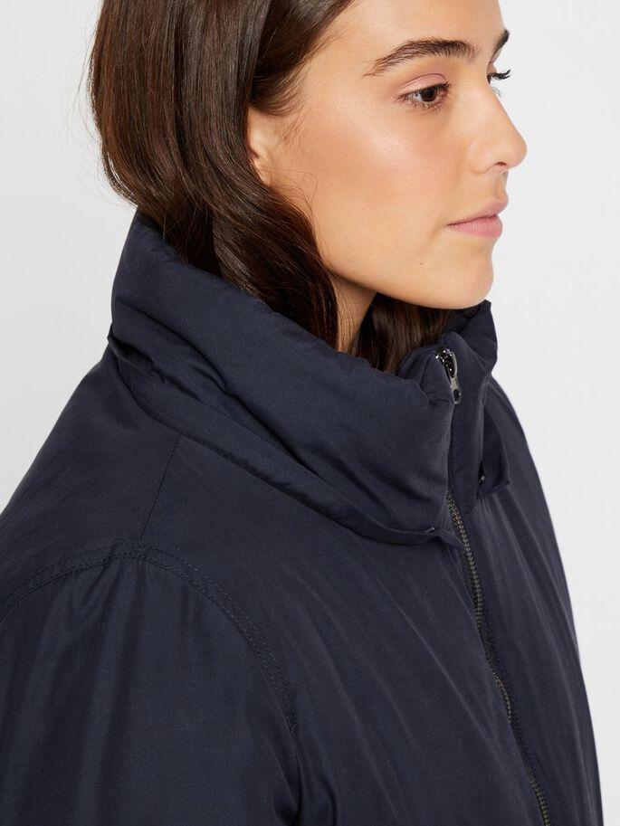 PADDED WINDPROOF 2-IN-1 MATERNITY JACKET, Salute, large