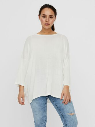MANCHES 3/4 BLOUSE