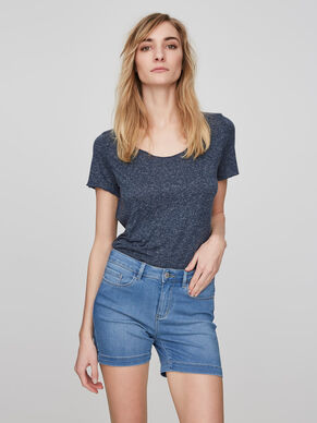 2-PACK CASUAL SHORT SLEEVED TOP