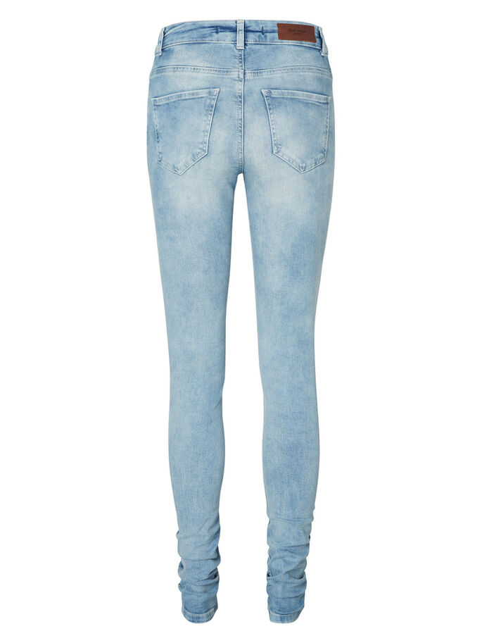 SEVEN NW SKINNY JEANS, Light Blue Denim, large