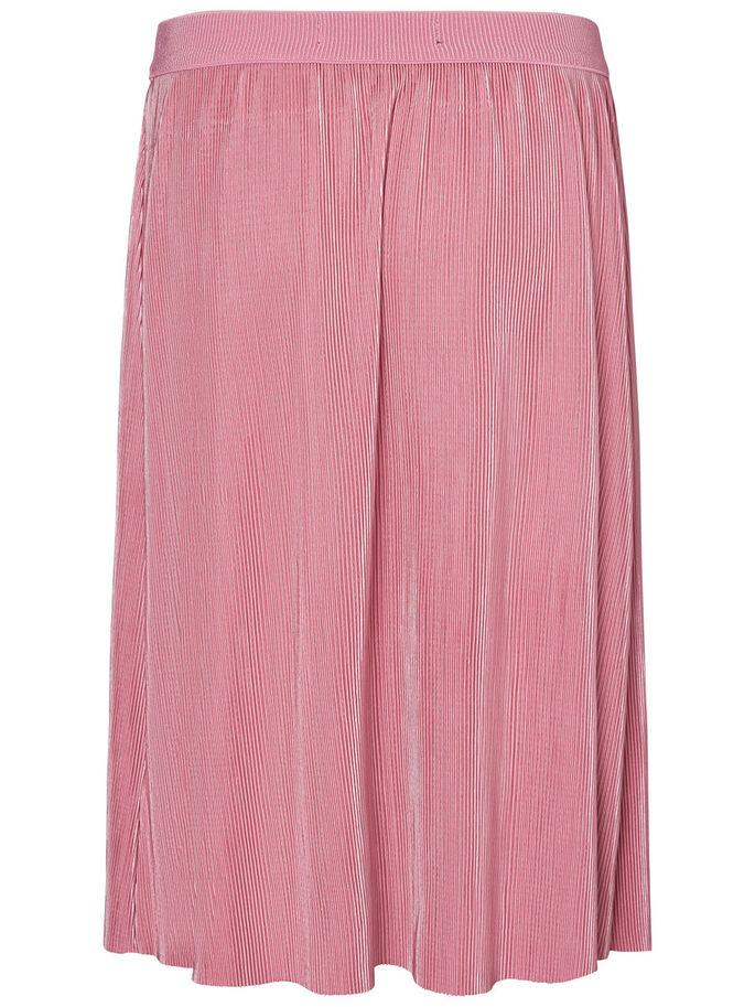 PLEATED SKIRT, Orchid Smoke, large