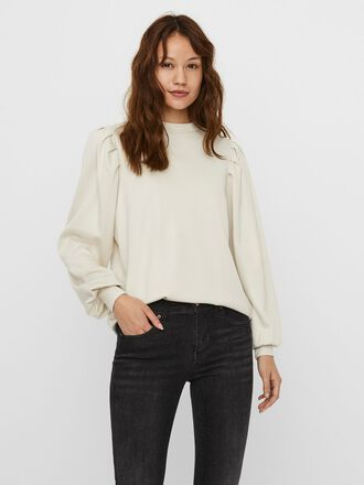 PUFF LONG SLEEVED BLOUSE