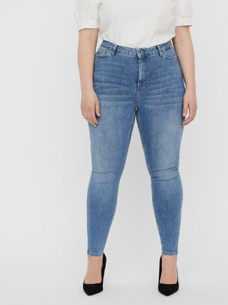 VMLORA HIGH WAISTED SKINNY FIT JEANS