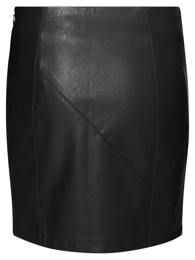 SHORT SKIRT, Black, large