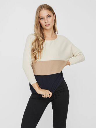 RAYURES PULL EN MAILLE