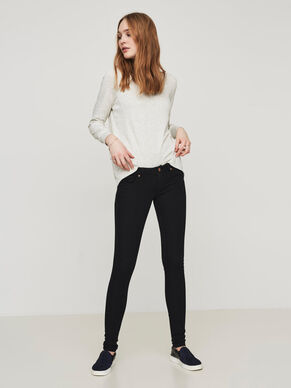 EVE LW SUPER SKINNY FIT JEANS