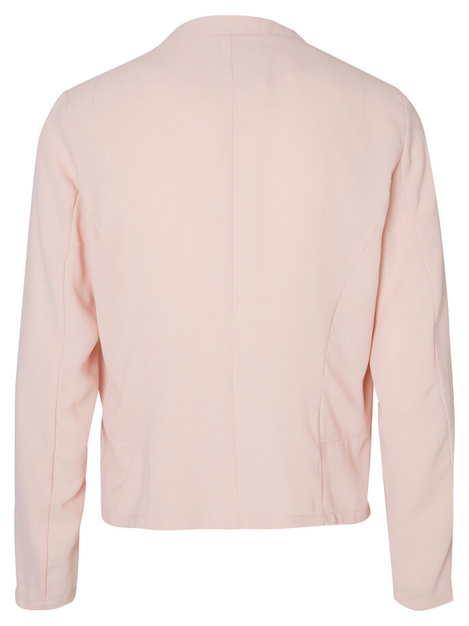 CASUAL BLAZER, Peach Whip, large