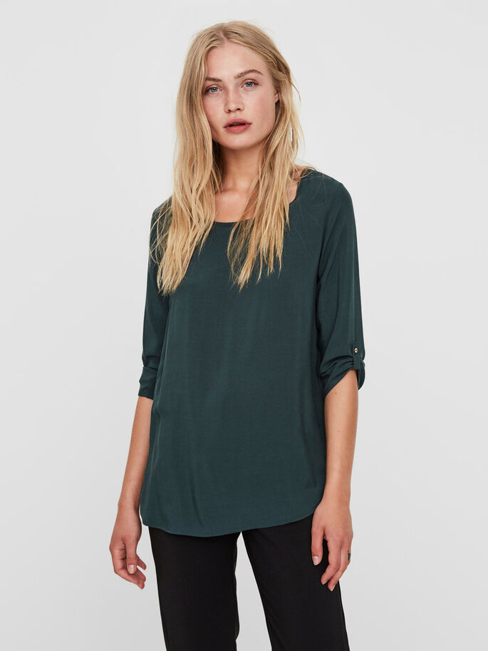 AMPLE BLOUSE, Green Gables, large