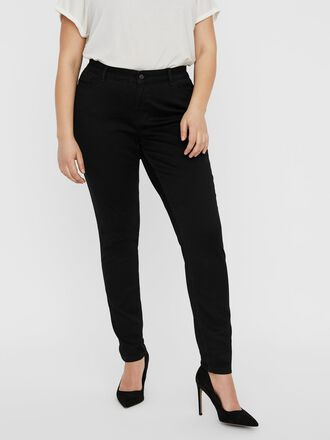 VMSEVENCURVE NORMAL WAIST SKINNY FIT JEANS