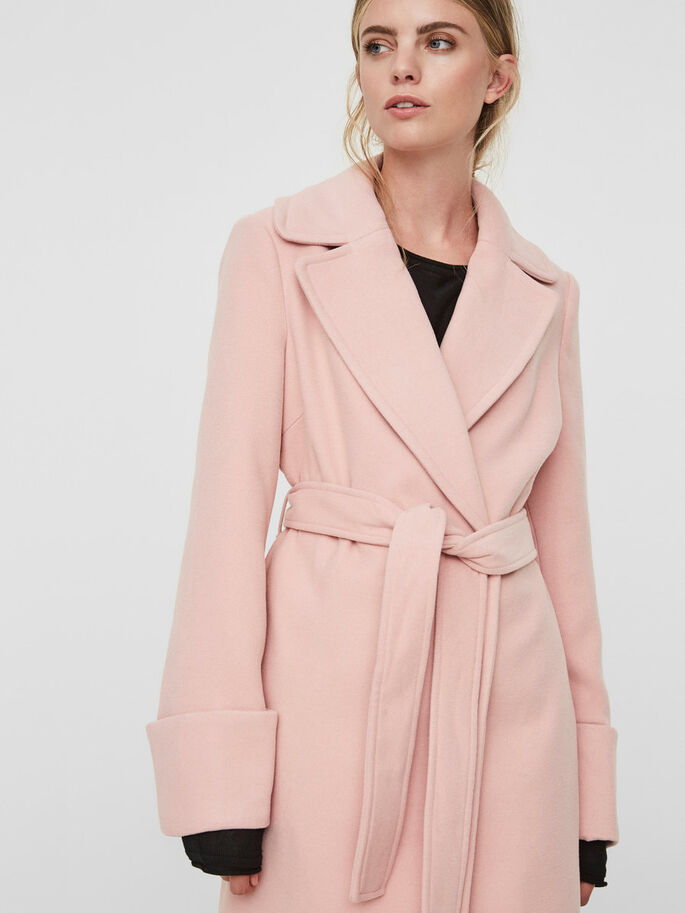 FEMININE JACKET, Rose Cloud, large