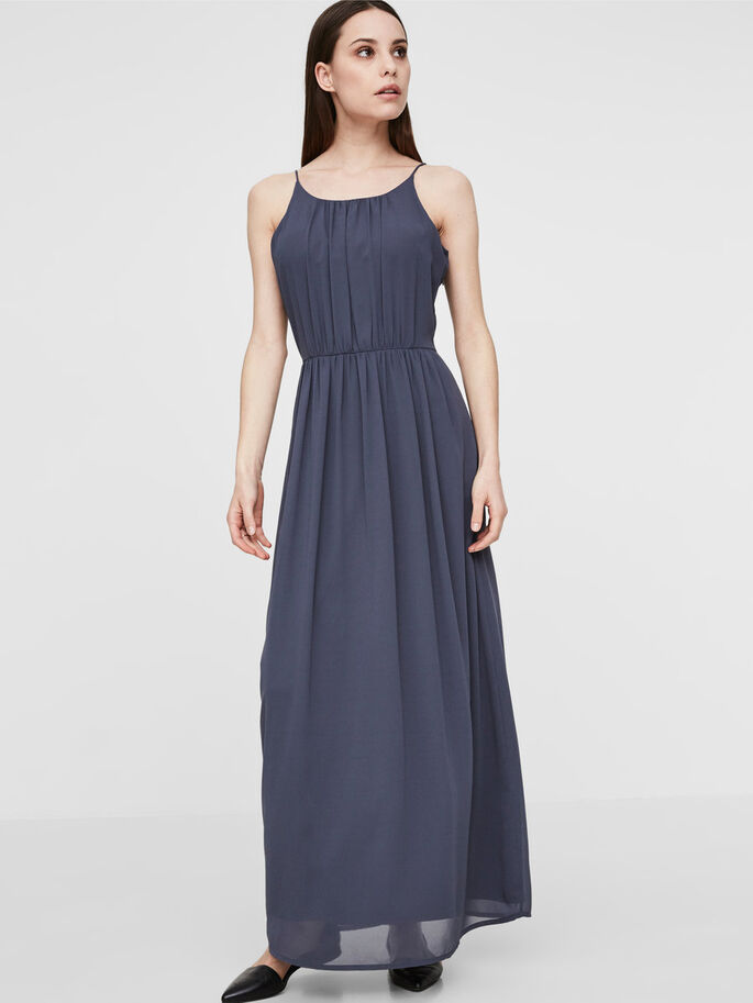 SUMMER MAXI DRESS, Ombre Blue, large