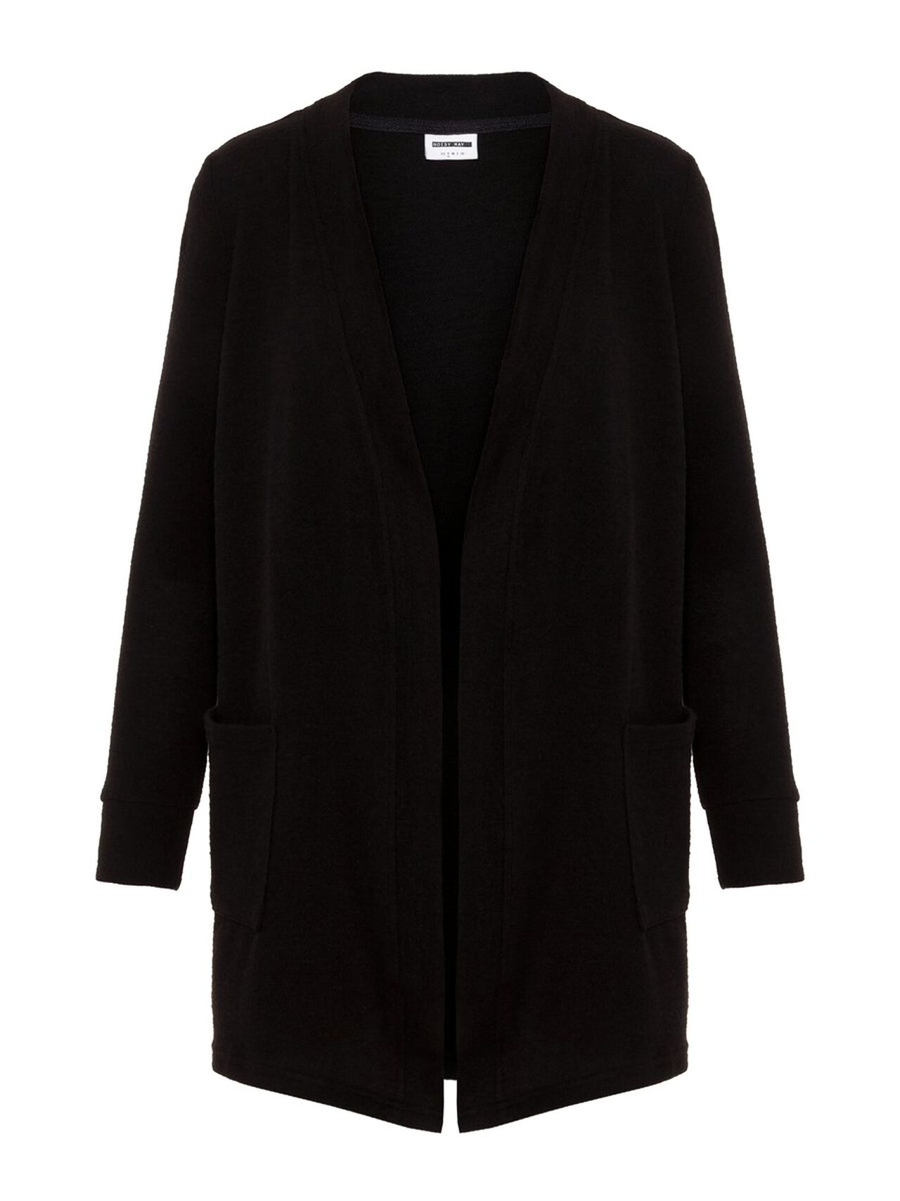 NOISY MAY Knitted Cardigan Women Black