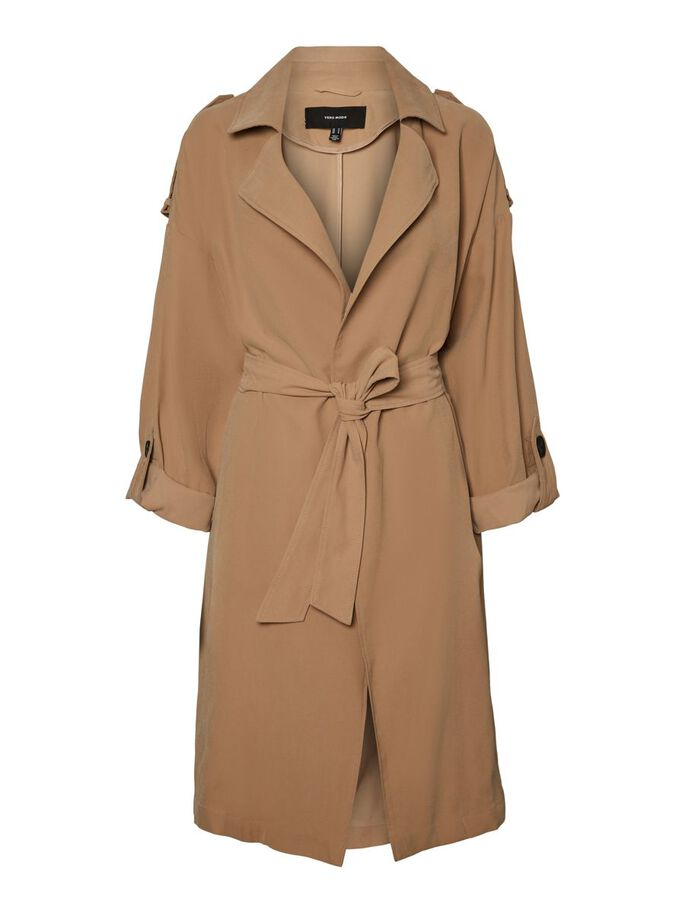 LONG TRENCH, Tannin, large