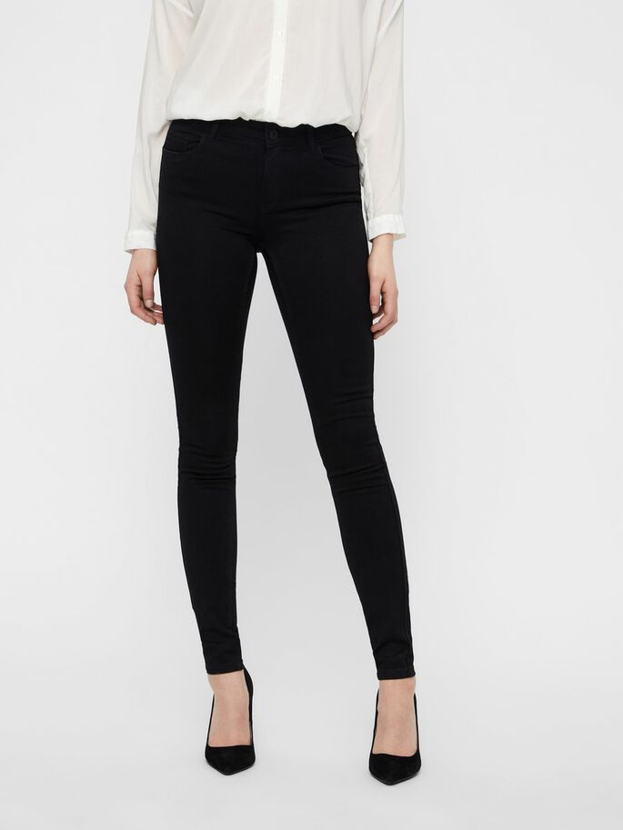 special sales size 40 the latest Vmseven normal waist slim fit jeans | VERO MODA