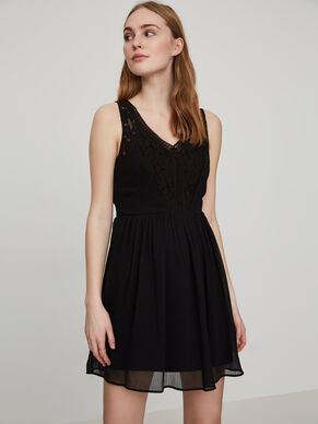 ROMANTIC MINI DRESS