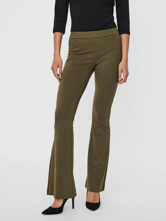 VMKAMMA NORMAL WAIST FLARE BROEK