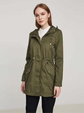 TRANSITIONAL PARKA COAT