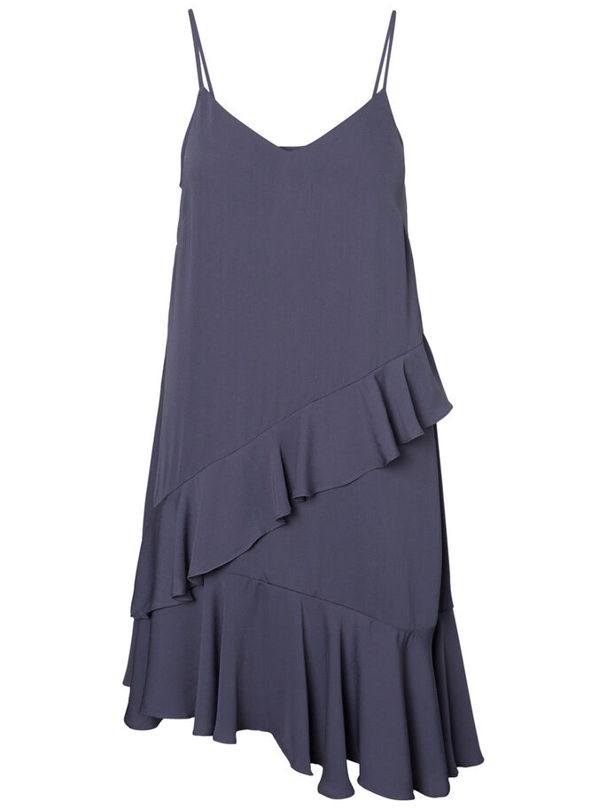 SUMMER SLEEVELESS DRESS, Ombre Blue, large