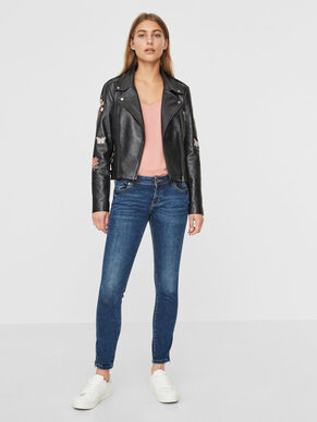 FIVE LW ANKLE SKINNY JEANS